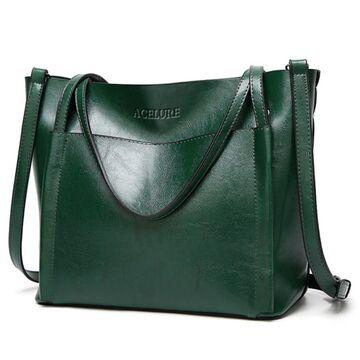 Женская сумка ACELURE, зеленая П2451