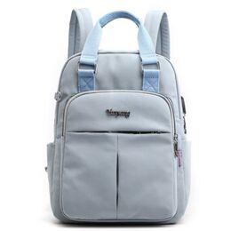 Рюкзак женский ACELURE, голубой П2455