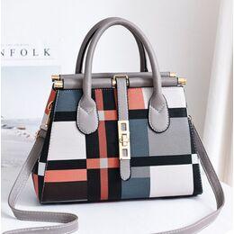 Женская сумка ACELURE, серая П2457