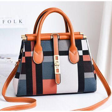 Женская сумка ACELURE, коричневая П2702