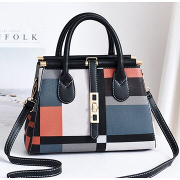 Женская сумка ACELURE, черная П2718