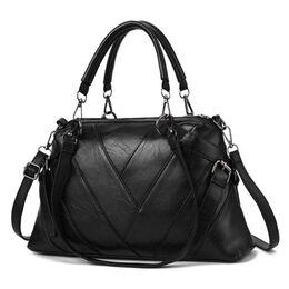 Женская сумка ACELURE, черная П2460