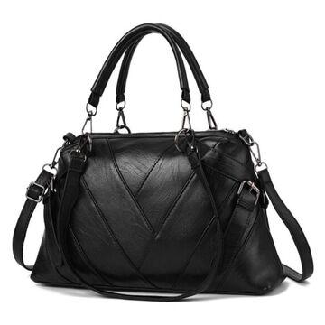 Женская сумка ACELURE, черная П2719
