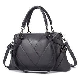 Женская сумка ACELURE, серая П2462