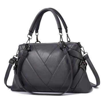 Женская сумка ACELURE, серая П2714