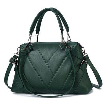 Женская сумка ACELURE, зеленая П2463