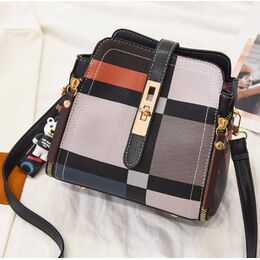 Женская сумка ACELURE, черная П2466