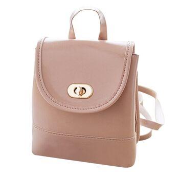 Женский рюкзак, розовый П2479