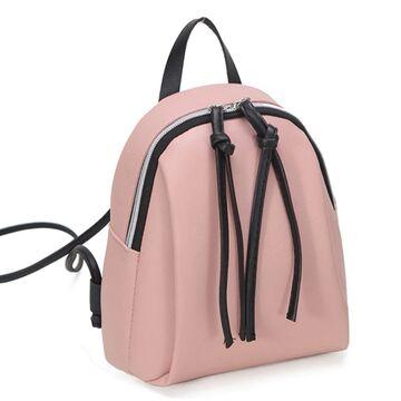 Женский рюкзак, розовый П2749