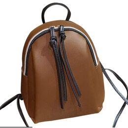 Женский рюкзак, коричневый П2484