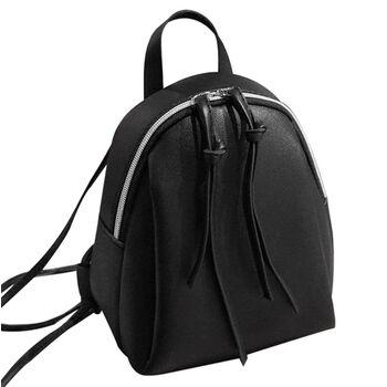 Женский рюкзак, черный 2485