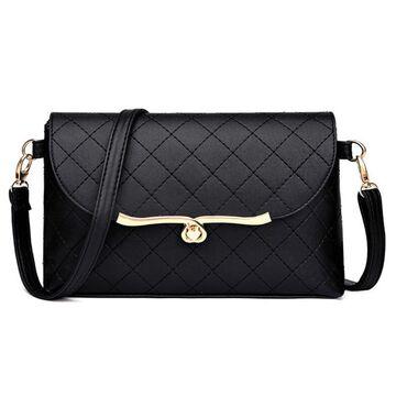 Женская сумка SMOOZA, черная П2491