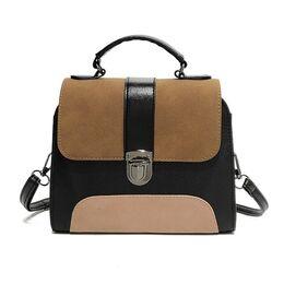 Женская сумка SMOOZA, коричневая П2492