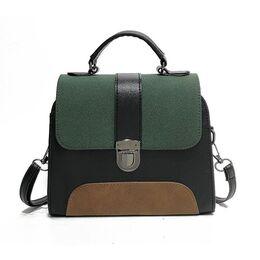 Женская сумка SMOOZA, зеленая П2493
