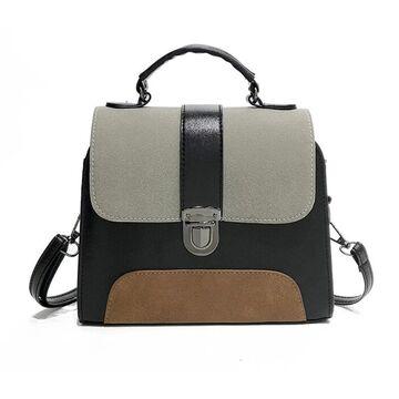 Женская сумка SMOOZA, серая П2494