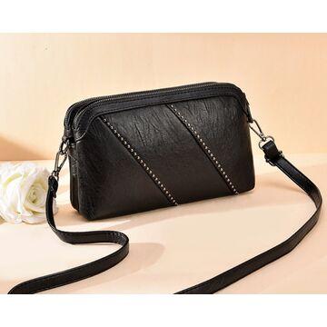 Женская сумка SMOOZA, черная П2495