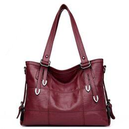 Женская сумка SMOOZA, красная П2496
