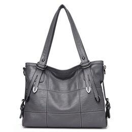 Женская сумка SMOOZA, серая П2498
