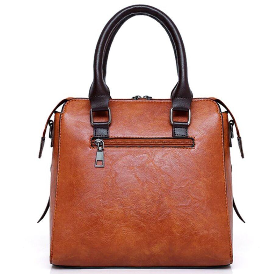 Женские сумки - Женская сумка+клатч+кошелек+визитница SMOOZA, П2503
