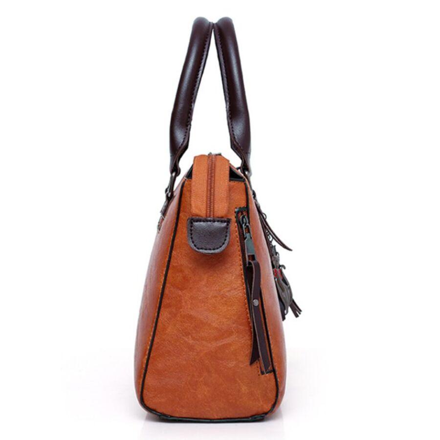 Женские сумки - Женская сумка+клатч+кошелек+визитница SMOOZA, П2505