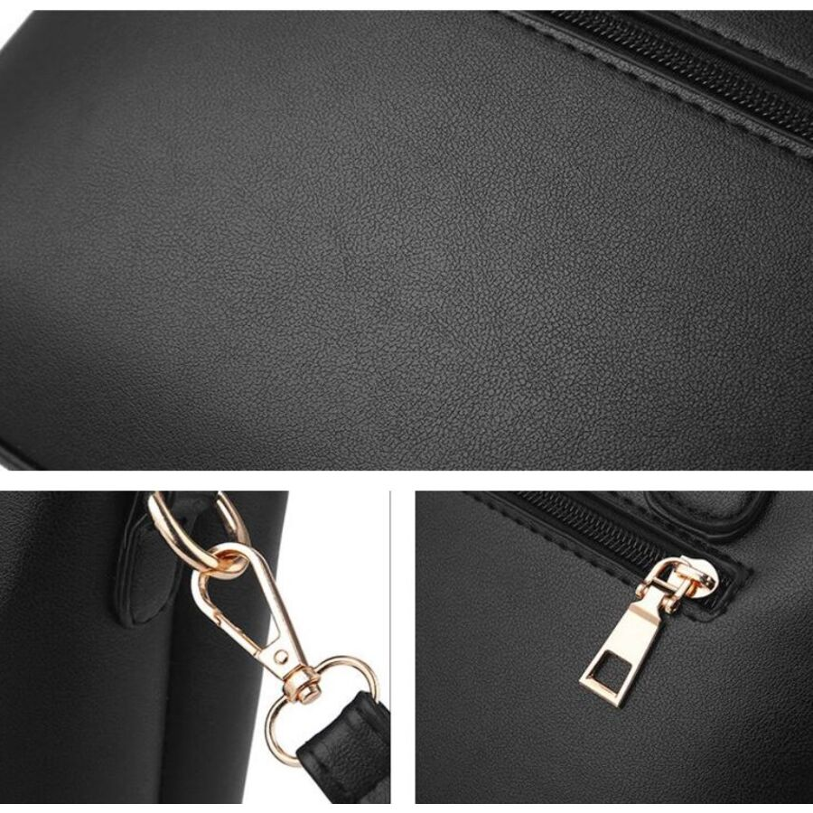 Женские сумки - Женская сумка+клатч SMOOZA, П2507