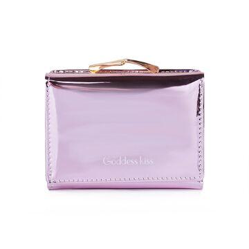 Женский кошелек, фиолетовый П2531