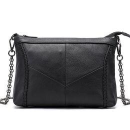 """Женская сумка """"WESTAL"""", черная 2577"""