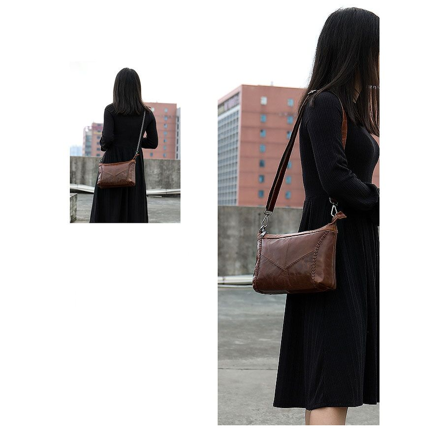 """Женские сумки - Женская сумка """"WESTAL"""", коричневая П2583"""