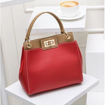 Женская сумка FUNMARDI, красная П2600