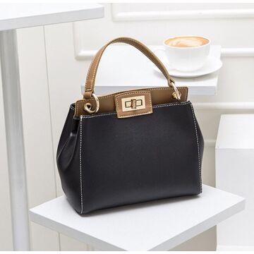 Женская сумка FUNMARDI, черная П2601