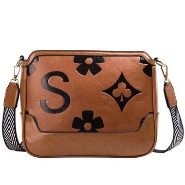 Женская сумка FUNMARDI, коричневая П2602
