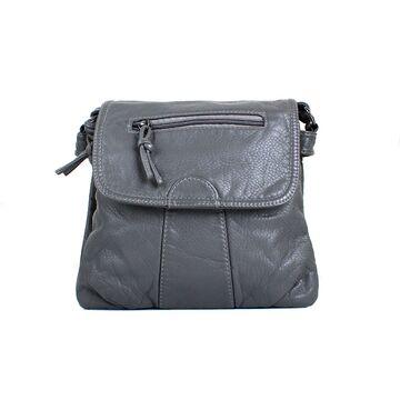 Женская сумка REPRCLA, серая П2618