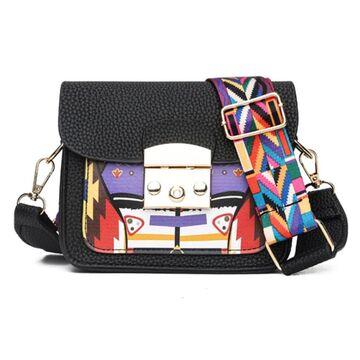 Женская сумка ACELURE, черная П2625