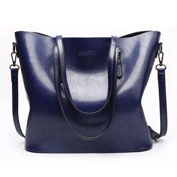 Женская сумка ACELURE, синяя П2628