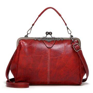 Женская сумка ACELURE, красная П2632