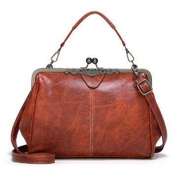 Женская сумка ACELURE, коричневая П2633
