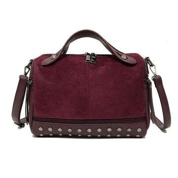 Женская сумка SMOOZA, красная П2634