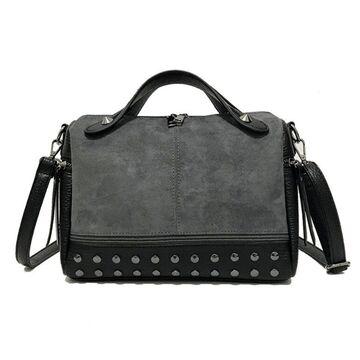 Женская сумка SMOOZA, серая П2635