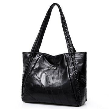 Женская сумка SMOOZA, черная П2639
