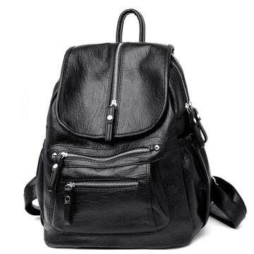 Женский рюкзак, черный П2640