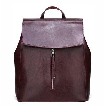 Женский рюкзак, коричневый П2641