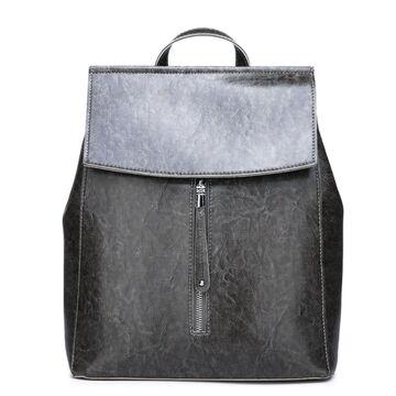 Женский рюкзак, серый П2642
