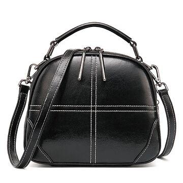"""Женская сумка """"WESTAL"""", черная П2684"""