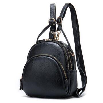 """Рюкзак женский """"WESTAL"""", черный П2759"""