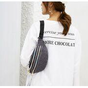Женская сумка поясная, бананка, П2770
