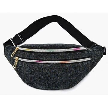 Поясные сумки - Женская сумка поясная, бананка, П2772
