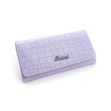 Женский кошелек, фиолетовый П0178