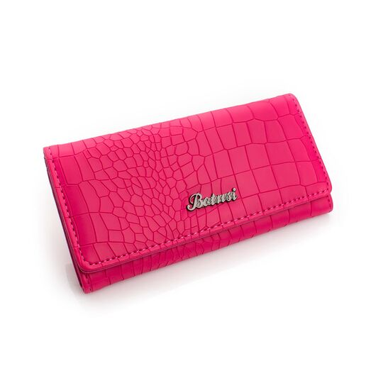 Женские кошельки - Женский кошелек, розовый П0181