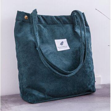 Женская сумка, синяя П2818