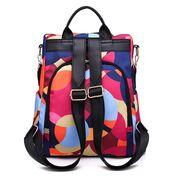Женские рюкзаки - Женский рюкзак TuLaduo, красный П2821